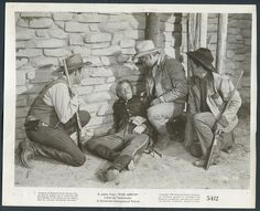 War Arrow '54 John McIntire Noah Beery Jr Charles Drake Jeff Chandler Western   eBay