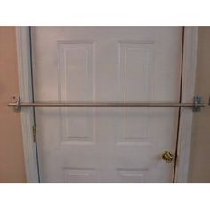 Homestead Survival: See-Safe Security Door Bar For Your Home SHTF