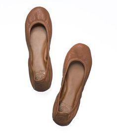 Eddie Ballet Flat | Womens Flats | ToryBurch.com