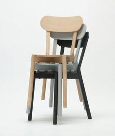 diseño de sillas castor