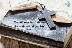 John 8:32, truth, freedom