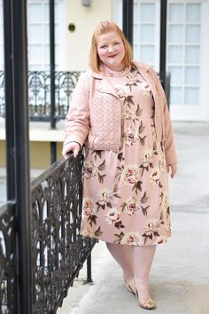 Sights and Spirits in Historic Savannah: it's resort season, and my favorite destination for some sunshine and change of scenery is Savannah, Georgia. Moda Plus Size, Plus Size Girls, Plus Size Women, Vestidos Plus Size, Plus Size Dresses, Plus Size Outfits, Curvy Outfits, Stylish Outfits, Woman Outfits