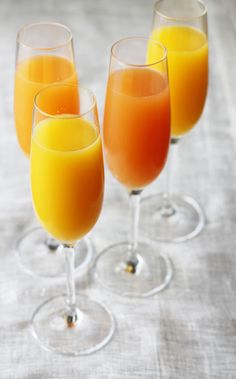 Family-Friendly Virgin Mimosas for Easter Brunch