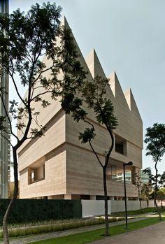Museum von Chipperfield in Mexiko / Colleccion Jumex - Architektur und Architekten - News / Meldungen / Nachrichten - BauNetz.de