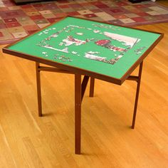 33 Best Puzzle Tables Amp Organizers Images Puzzle Table