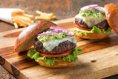 Just in case you haven't found your go-to burger yet, let us suggest you try these Roasted Garlic and Jalapeno Burgers. The roasted garlic and jalapeno spread will make you jump for joy.
