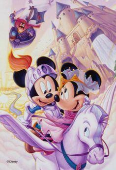 ◆希少品◆プチパズル204ピース:ラブリーナイト《廃番商品》 - 組絵門(くみえもん)
