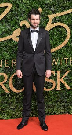 Pin for Later: Prepare For All the Looks From London's Most Stylish Night Out Jack Whitehall