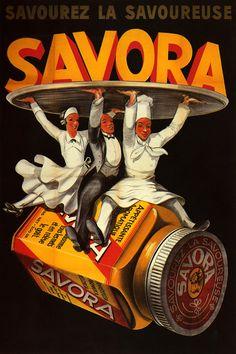 Vintage Advertising Posters 1920's