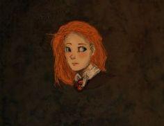 Ginny by drakonarinka
