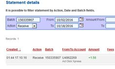 Ad Click Xpress - ACX paying all day and here is my payment Nr 110!NO SCAM HERE!!! THANKS ACX!! Here is my Withdrawal Proof from AdClickXpress.This is not a scam and I love making money online with Ad Click Xpress. AdClickXpress is the top choice for passive income seekers. Making my daily earnings is fun, and makes it a very profitable! I am getting paid daily at ACX and here is proof of my latest withdrawal.