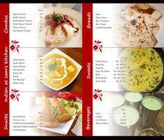 the 13 best menu card makers delhi images on pinterest bar menu