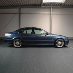 An original 2002 ALPINA B10 V8 S in sublime condition. This modern classic is an extremely rare example and offers an abundance of fantastic features. It's powered by a 4.8 liter V8 engine with automatic 5-speed transmission, producing 375hp. The ALPINA is presented in a metallic shade of blue, well paired with black leather interior.  Like & subscribe now for more classics! Bmw E34, Bmw Alpina, Brazilian Real, 5 Speed Transmission, Bmw Classic Cars, Leather Interior, Modern Classic, Colorful Interiors, Shades Of Blue