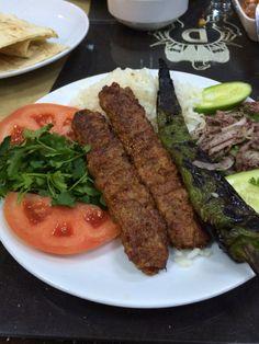 #Diyarbakır Doğan Sofra Salonu Adana kebap
