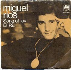 Miguel Rios cantante Pop español