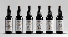 """""""Underground Beer Club"""" es un proyecto que nuclea los mejores productores de cerveza artesanal de Uruguay. Para conquistar un público mas amplio decidió lanzar un nuevo pack con una selección de cervezas de lujo, donde se encuentra una combinación de es…"""