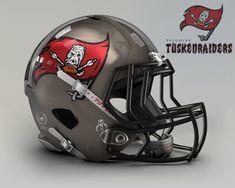 Tampa Bay Buccaneers | Star Wars Themed Football Helmets