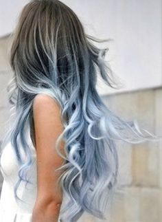 """24"""" H&D : Silver : Gray from WhimsyLosAngeles Hair on Storenvy"""