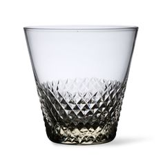 """""""Kiriko"""" is the Japanese traditional technique and products of cut glass from Edo period. this glass is the product of present day. but the color is reproducted from ancient times."""
