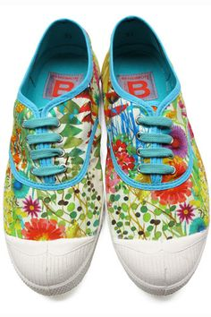 Prayers Answered: You Can Wear These Pretty Sneakers And Wash 'Em+#refinery29