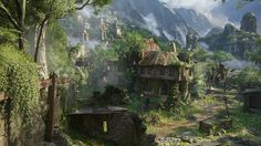 The stunning landscapes of Uncharted 4: A Thief's End | The Verge