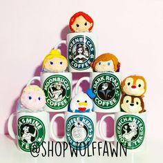 Sunbucks Coffee Mug | Rapnunzel Tangled Starbucks | Disney Princess