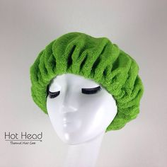 Hot Head Deep Conditioning Microwavable Heat by ThermalHairCare