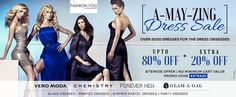 Fashionandyou  A-May-Zing Dress Sale Upto 80% Off + Extra 20% Off Goosedeals is leading destination for cashback coupons and best deals. Goosedeals offering some of the best deals and best products at very affordable prices, also our website is providing products with lowest prices. Grab best deals and cashback coupons More Details visit: http://www.goosedeals.com/stores/listing/fashionandyou/82.html