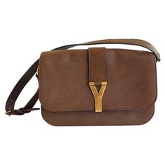 Omg, please..... #YSL #chyc #bag #leather #vestiairecollective