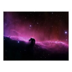 Horse head Nebula. The Horsehead Nebula also known as Barnard 33 is a dark nebula in the constellation Orion. The nebula is located just to the south of the star Alnitak, which is farthest east on Orion's Belt.