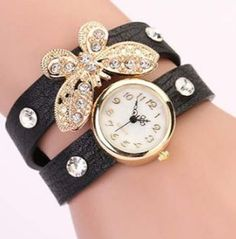 Get Butterfly Women Watch Only At Just INR 117/- Only  Buy all new watches for the school going girls. It will look great in your hand. See the variety of colour and design. You can also gift this to your friends. The price is very cheap. Buy it today. http://www.mycouponpromotion.in/store/purchasekaro/