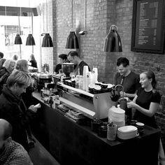 Welcome to Kaffeine   66 Great Titchfield Street   London W1