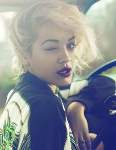 Rita Ora - New Beauty on the Block