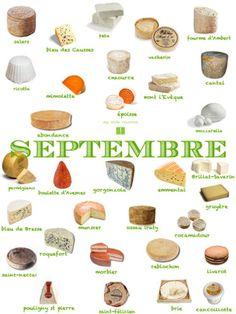 Produits de saison janvier l gumes my little recettes fruits et legumes pinterest - Cuisine de saison septembre ...