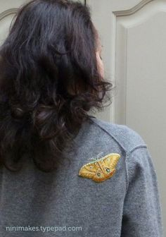 Shoulder-moth