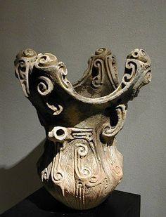 The Arm: Jomon Pottery