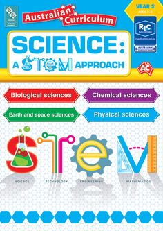 Australian Curriculum Science A STEM Approach Year 2 RIC Publications