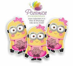 pozivnice za rođendan 24 best Pozivnice i dekoracija za dečiji rodjendan images on  pozivnice za rođendan