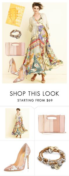 """""""dress"""" by masayuki4499 ❤ liked on Polyvore featuring Johnny Was, LC Lauren Conrad and Lizzy James"""