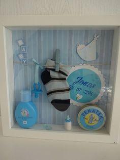 Muckibär und Schneckenkind: Noch ein Baby Geschenk
