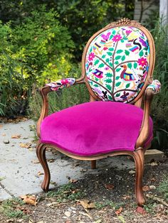 Eclectic Boho Chairs