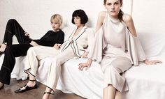 -WOMAN / THE SPRING REPORT-EDITORIALS | ZARA United States