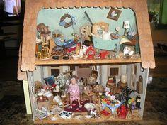 Hoarder Doll House