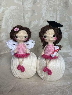 Ravelry: cute Amanda - the little dolly pattern by Uljana Semikrasa, free pattern, pdf saved