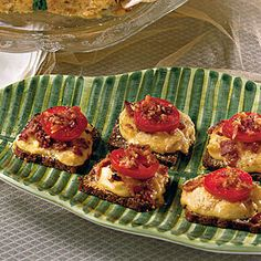 Baby Hot Browns   Kentucky Derby Party Recipes   Southern Living