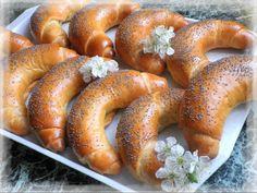 Babičkine rožky Bagel, Sausage, Bread, Food, Sausages, Brot, Essen, Baking, Meals