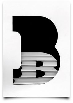 Tony Ziebetzki's Type Scan Alphabet   Trendland: Design Blog & Trend Magazine