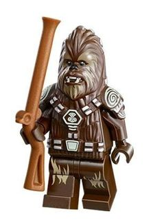 LEGO Star Wars Minifigure Chief Tarfful Wookie AT-AP (75043) LEGO http://www.amazon.com/dp/B00KC69B8E/ref=cm_sw_r_pi_dp_W5eOub1D6M0XQ