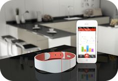 Finally an attractive wireless dog collar. Serves as a training device, statistics, gps collar, and more all from the use of your phone. I hope it gets it's funding.