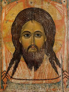 Full of Grace and Truth: Icons of Christ. Icon of the Holy Mandylion of Christ half of century) Byzantine Icons, Byzantine Art, Religious Icons, Religious Art, Andrei Rublev, Gothic Images, Jesus Christ Images, Russian Icons, Art Icon